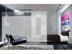 Pellicola per vetri adesiva decorativa DECO 528i - Pellicole per vetri decorative