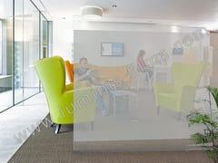 Pellicola per vetri adesiva decorativa DECO-529i - Pellicole per vetri decorative