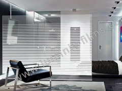 Pellicola per vetri adesiva decorativa DECO-530i - Pellicole per vetri decorative