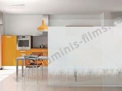 Pellicola per vetri adesiva decorativa DECO-531i - Pellicole per vetri decorative