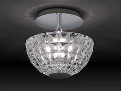 Lampada da soffitto a luce indiretta in vetroDECO | Lampada da soffitto - ALMA LIGHT