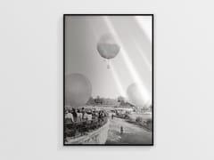 Stampa ad alta qualità fotografica su lastra AllurexDECOLLO DEL PALLONE NCD-AS-S010 - SPAZIO 81