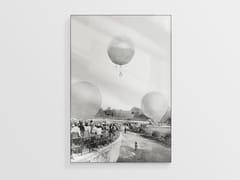 Stampa fotografica in Plexiglas®DECOLLO DEL PALLONE NCD-LU-S010 - SPAZIO 81