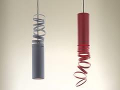 Lampada a sospensione a LED a luce diretta in alluminio anodizzatoDECOMPOSÉ LIGHT | Lampada a sospensione - ARTEMIDE