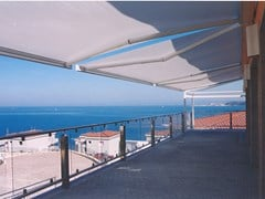 Tenda da sole cassonata a bracci DECOR COMPACT - SOLARIS TENDE