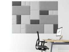 FURNIKO, HUSH PADS   Pannello acustico a parete  Pannello acustico a parete