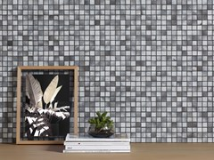 Mosaico in pietra naturale DECORATIVE LAVA -