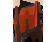 Dipinto in tela N° 8 ASTRATTISMO CLASSICO - Giuseppe Calonaci