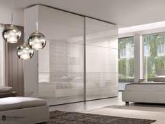 Rivestimento per mobili in vetro decorato DECORFLOU® DESIGN FUZZY -