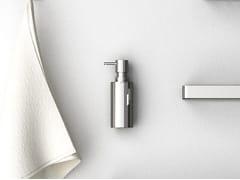 Dispenser sapone da parete in ottoneDEEP | Dispenser sapone da parete - MG12