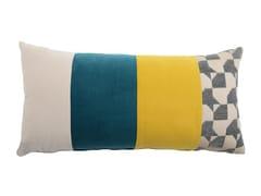 Cuscino rettangolare in tessuto DEGRADÉ 331-15 -