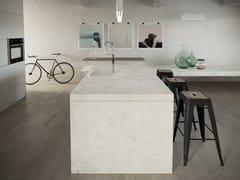 Cosentino, DEKTON® LUNAR Rivestimento per mobili effetto cemento
