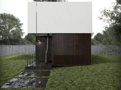 Pannello per facciata / pavimento per esterni DEKTON® RADIUM - DEKTON® INDUSTRIAL