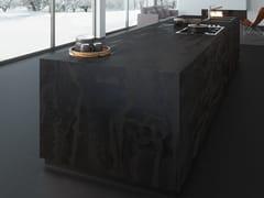 Rivestimento per mobili effetto metallo DEKTON® RADIUM | Rivestimento per mobili - DEKTON® INDUSTRIAL