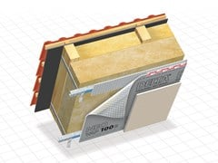Schermo barriera vapore termoriflettenteDELTA ®-NEOVAP 100R - DÖRKEN ITALIA