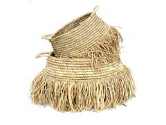 Cesto in fibre vegetaliDELUXE - BAZAR BIZAR