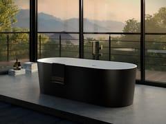 Vasca da bagno centro stanza ovale in AquatekDELUXE - DISENIA SRL  BY IDEAGROUP
