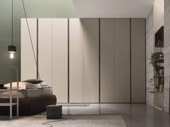 Armadio laccato in legno DENVER | Armadio -
