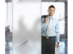 Pellicola per vetri adesiva oscurante DEPOLI 300i - Pellicole oscuranti per vetri