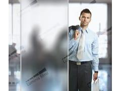 Pellicola per vetri adesiva oscurante DEPOLI 301i - Pellicole oscuranti per vetri
