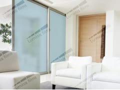 Pellicola per vetri adesiva oscurante DEPOLI-305i - Pellicole oscuranti per vetri