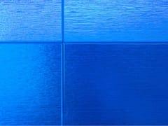 Lastra in alluminio Dvne® per rivestimentiROMBOIDE.50 - DVNE MILANO
