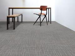 Moquette in Nylon® a quadrotteMODULE DESIGN TWEED - LIUNI