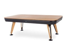 Piano per tavoli rettangolare in legnoDIAGONAL INDOOR | Piano per tavoli - RS BARCELONA