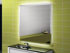 ARTELINEA, DIAMANT Specchio con illuminazione integrata per bagno