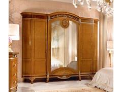 Armadio in legno impiallacciato con specchioDIAMANTE   Armadio con specchio - BARNINI OSEO
