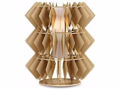 Lampada da tavolo in acciaioDIAMANTE NEW | Lampada da tavolo - CANTORI