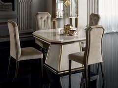 Tavolo da salotto quadrato DIAMANTE | Tavolo quadrato - Diamante