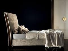 LETTO CONTENITORE MATRIMONIALE CON TESTIERA IMBOTTITADIAMANTE | LETTO IMBOTTITO - ADORA