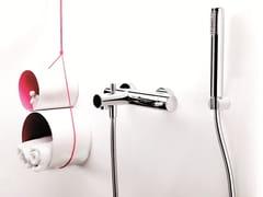 Miscelatore per vasca con deviatore con doccetta DIAMETROTRENTACINQUE | Miscelatore per vasca monocomando - Diametrotrentacinque