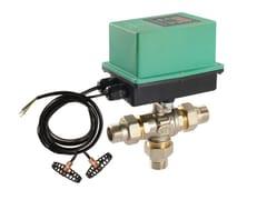Valvola motorizzata miscelatrice/termoregolatriceDIAMIX L / COMPAMIX L / UNIMIX L - COMPARATO NELLO