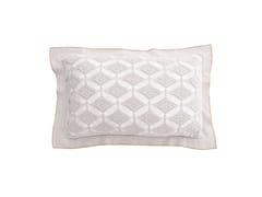 Cuscino rettangolare in cotoneDIAMON LACE | Cuscino rettangolare - SANS TABÙ