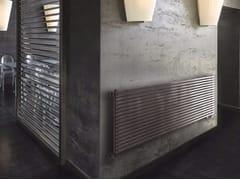 Termoarredo orizzontale in acciaio a pareteDIAPASON O - K8 RADIATORI