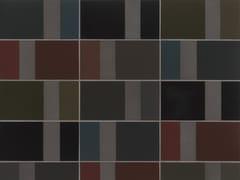 Rivestimento in gres porcellanato smaltato DIARAMA BLACK CHROMA - DIARAMA