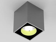 Faretto a LED quadrato a soffittoDICE ON - PROLICHT