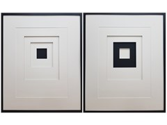 Quadro in carta DIMENSION I & II - NOVOCUADRO