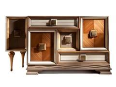 Credenza in legno con ante a battente e cassettiDINASTÍA   Credenza in legno - LOLA GLAMOUR