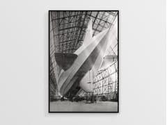 Stampa ad alta qualità fotografica su lastra AllurexDIRIGIBILE ZEPPELIN NCD-AS-S012 - SPAZIO 81
