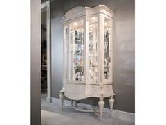 Vetrina in legno e vetro con illuminazione integrata1433 | Vetrina - BELLOTTI EZIO ARREDAMENTI