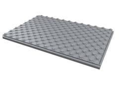 Pannello fonoisolante e fonoassorbente in EPSDISTESO® RADIANTE RE - TERMOLAN