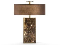 Lampada da tavolo a LED in marmoDIVA - BLACK TIE