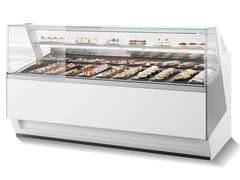 Vetrina refrigerata da banconeDIVA | Vetrina refrigerata - ISA