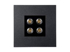 Faretto per esterno a LED da incassoDIVA Q1 - ADHARA