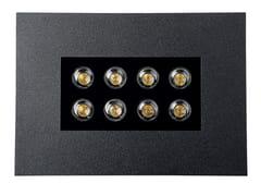 Faretto per esterno a LED da incassoDIVA Q2 - ADHARA