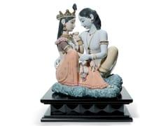 Soprammobile in porcellanaDIVINE LOVE COUPLE - LLADRÓ