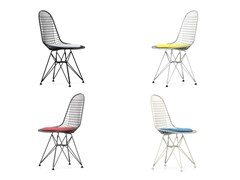 Sedia in metallo DKR-5 - Wire Chair